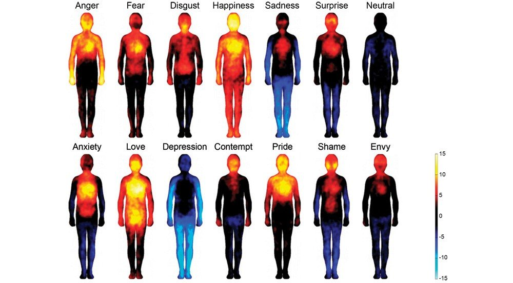 WHERE DO YOU FEEL IT IN YOUR BODY?